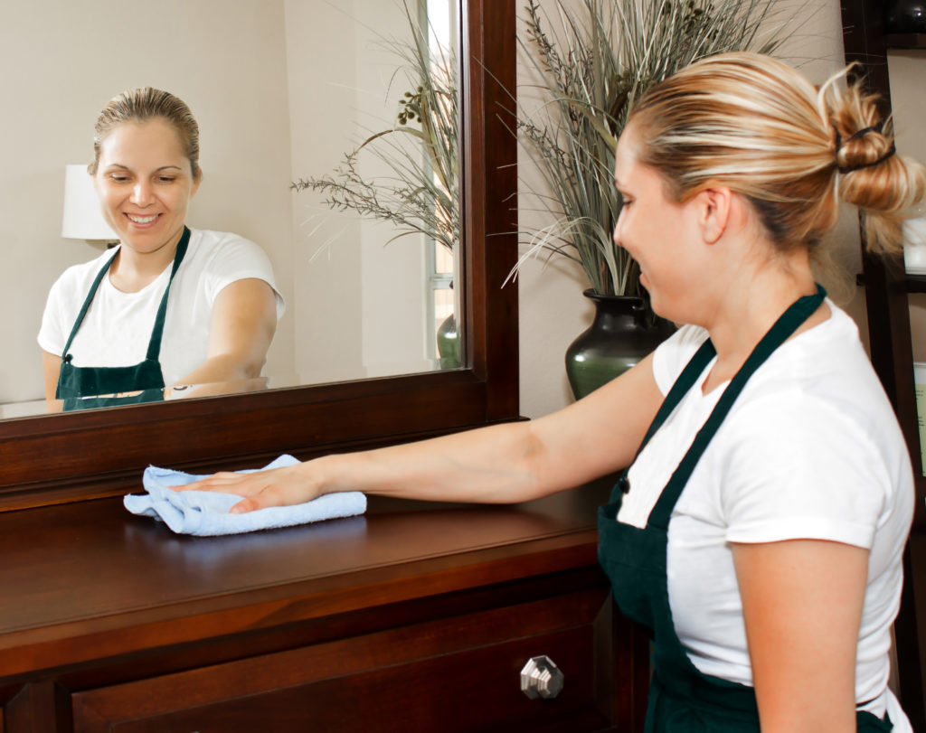 illegal housekeeping services