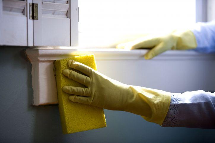 hiring illegal housekeeping service