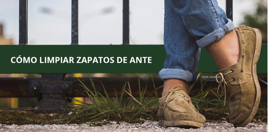 663d0522 Cómo limpiar zapatos de ante: mantenimiento, cuidados y limpieza