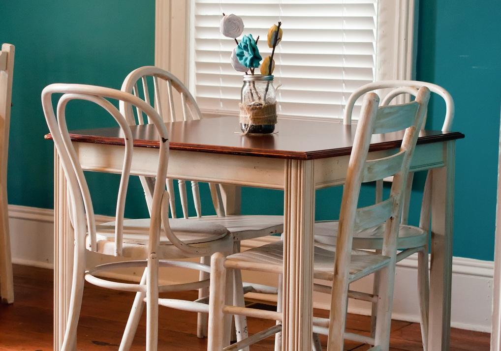 Buscas un nuevo look para tu casa este oto o te ense amos a pintar muebles para ello - Pintar muebles estilo vintage ...