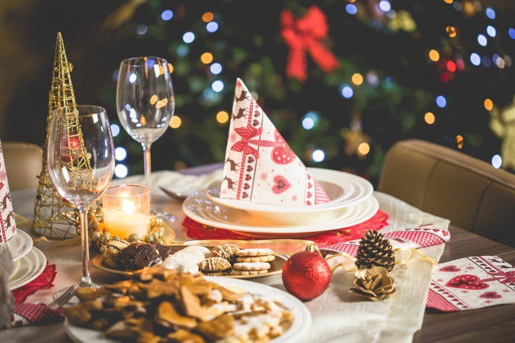 mesa año nuevo