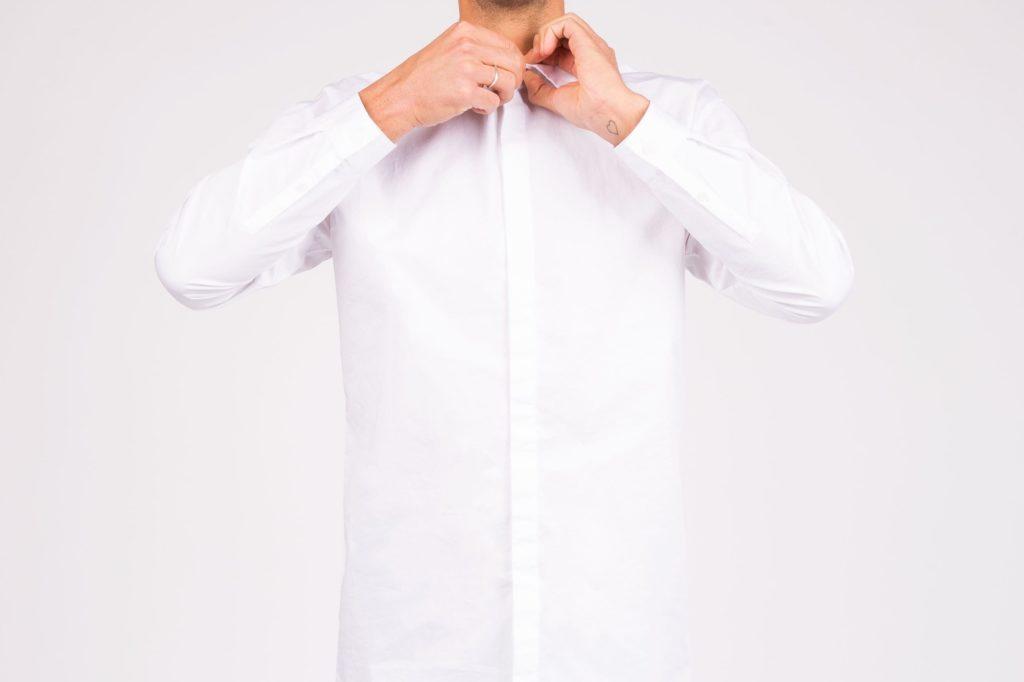 Cómo planchar camisa