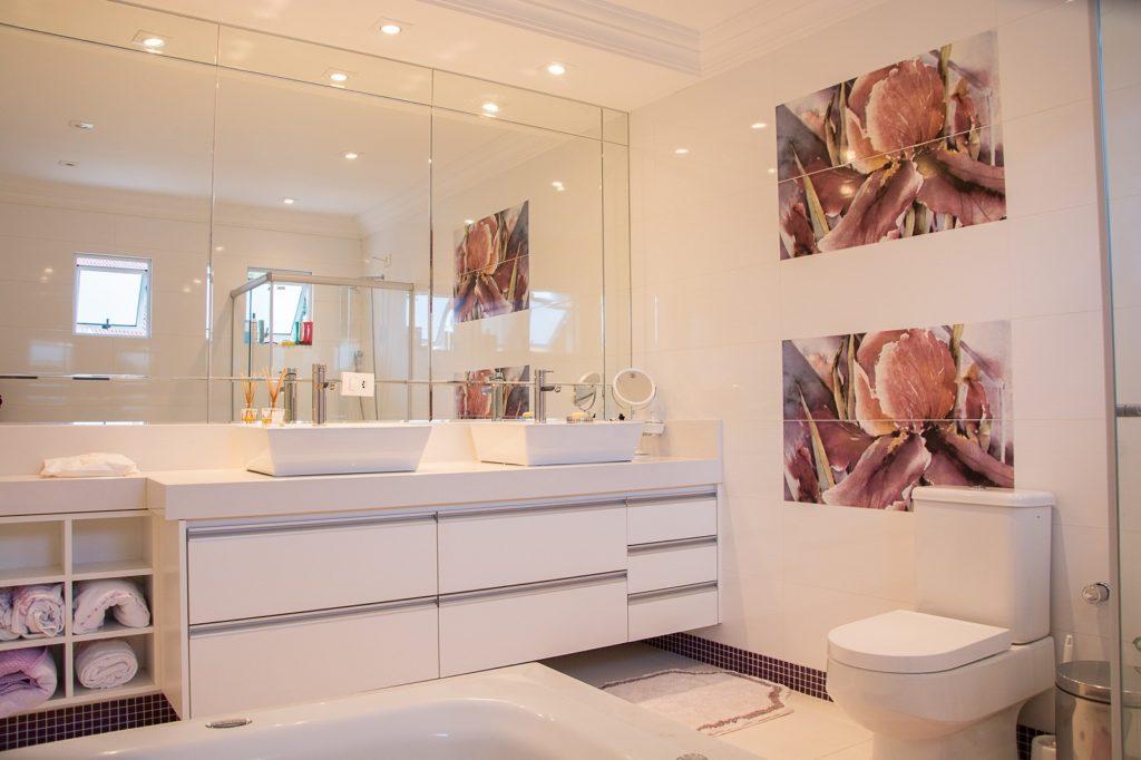 ordenar baño