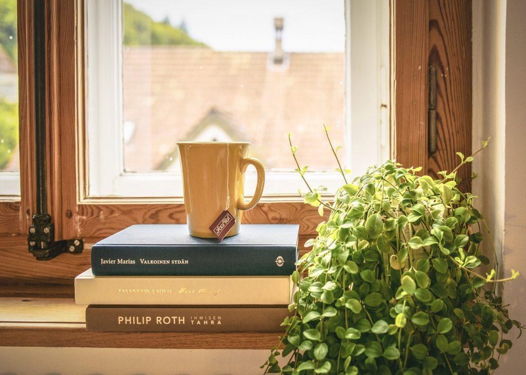 decoración para relajarte en casa