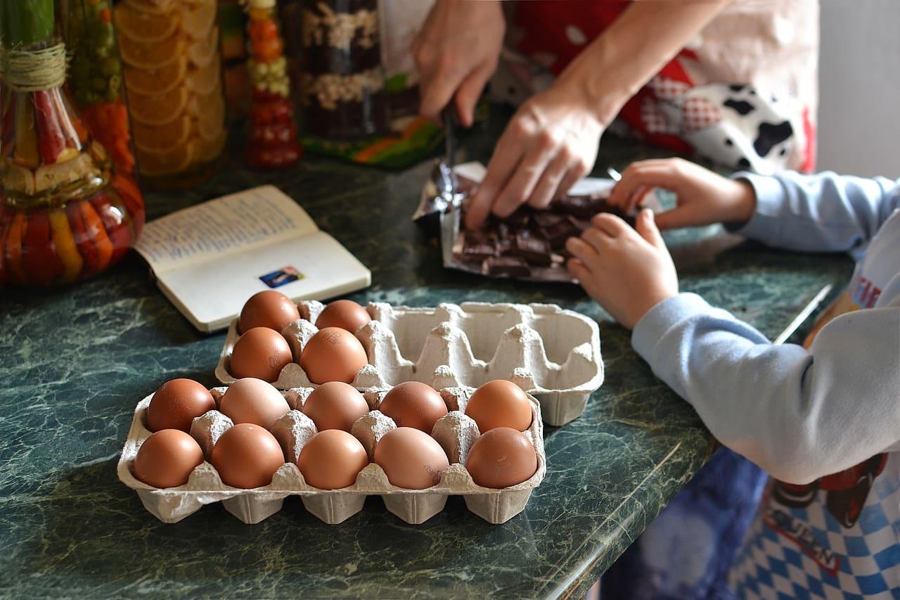 ideas hijos cocina