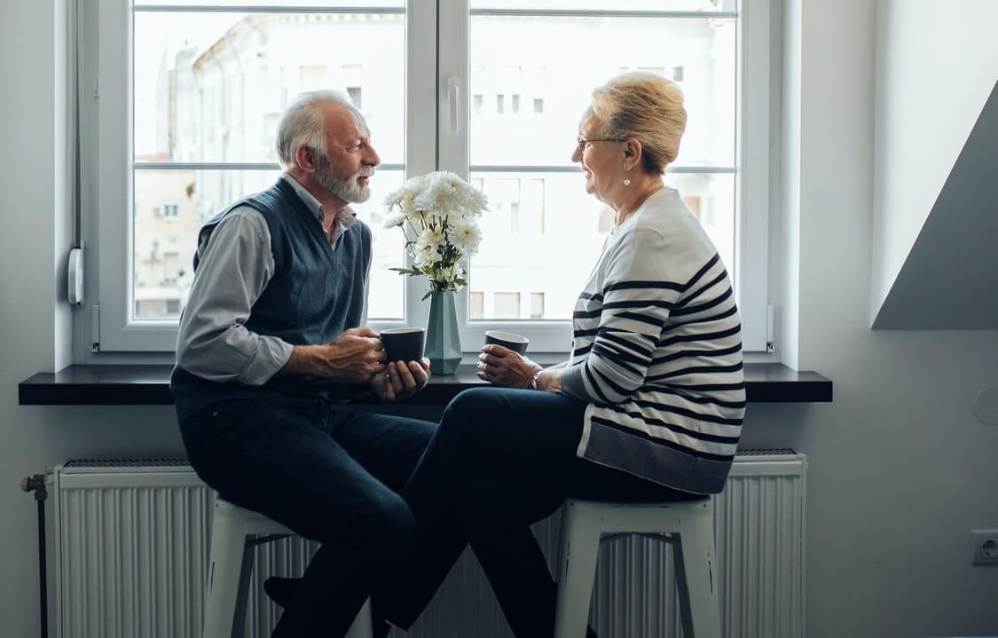 Consejos alimentación personas mayores