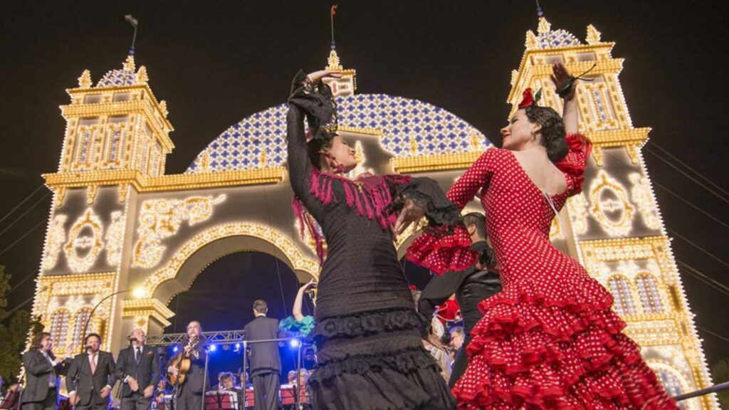 limpiar traje flamenca