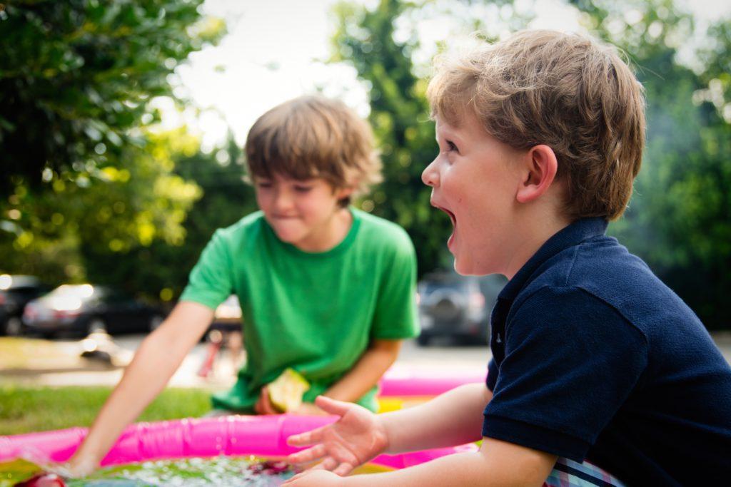 que hacer con los niños en verano