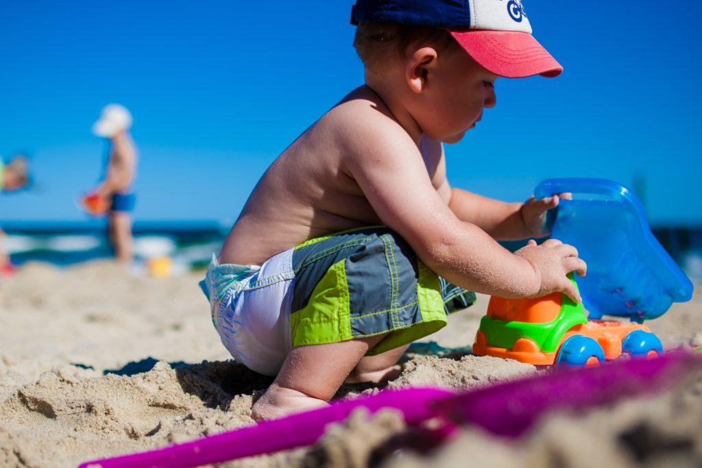 viajes con niños en verano