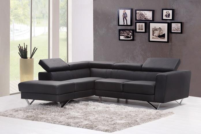 como limpiar sofá de piel