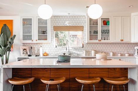 limpiar azulejos cocina para queden brillantes