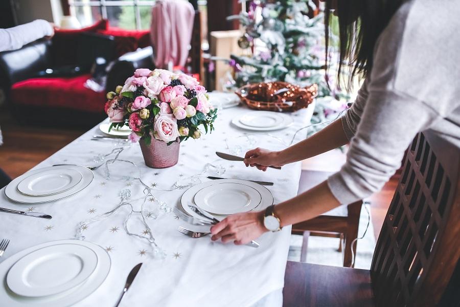 orden de los cubiertos | como poner los cubiertos en la mesa