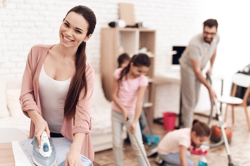 Empresa de Limpieza y Mantenimiento del hogar en Sevilla