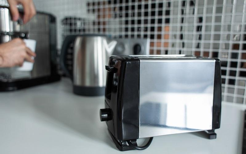 electrodomésticos de acero