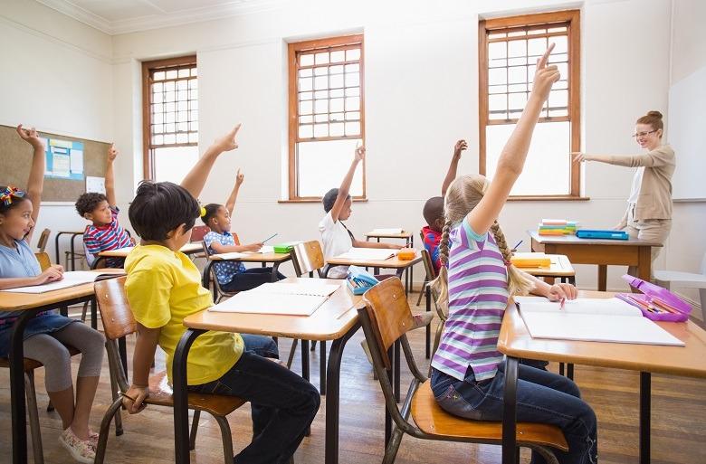 vuelta a la rutina en colegios