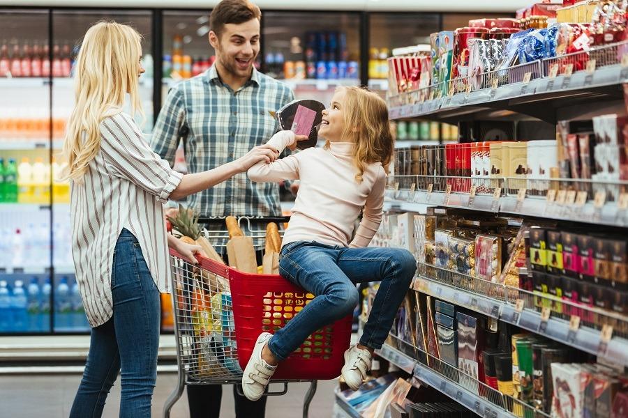 como hacer las compras en el supermercado