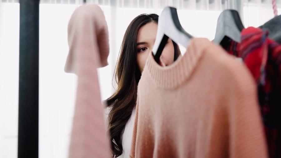 como guardar la ropa