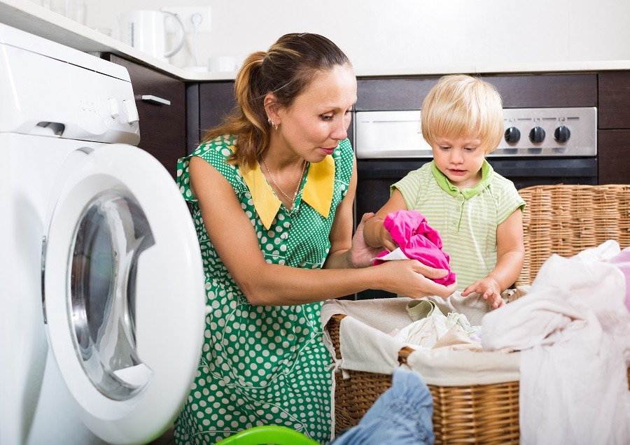 como limpiar la lavadora con vinagre