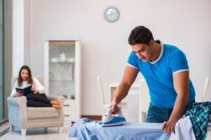 como planchar una camisa