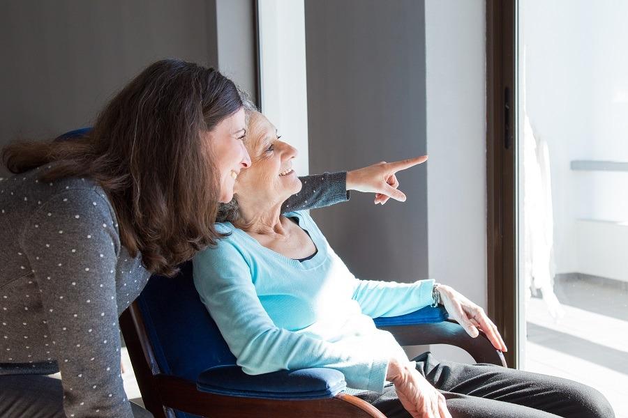 cuidado domicilio personas mayores