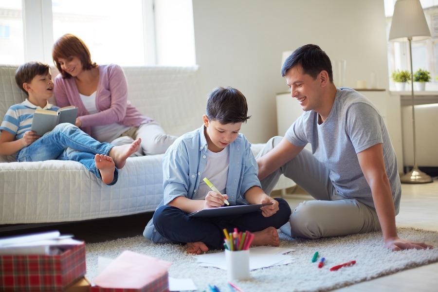 que hacer en casa durante el verano con niños