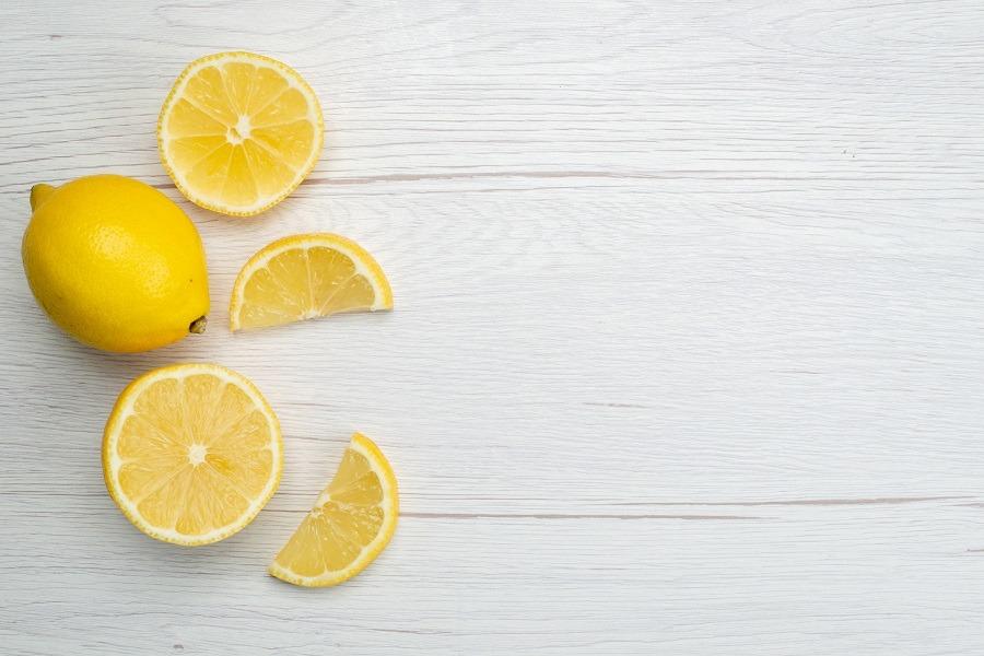 cómo limpiar aluminio con limón