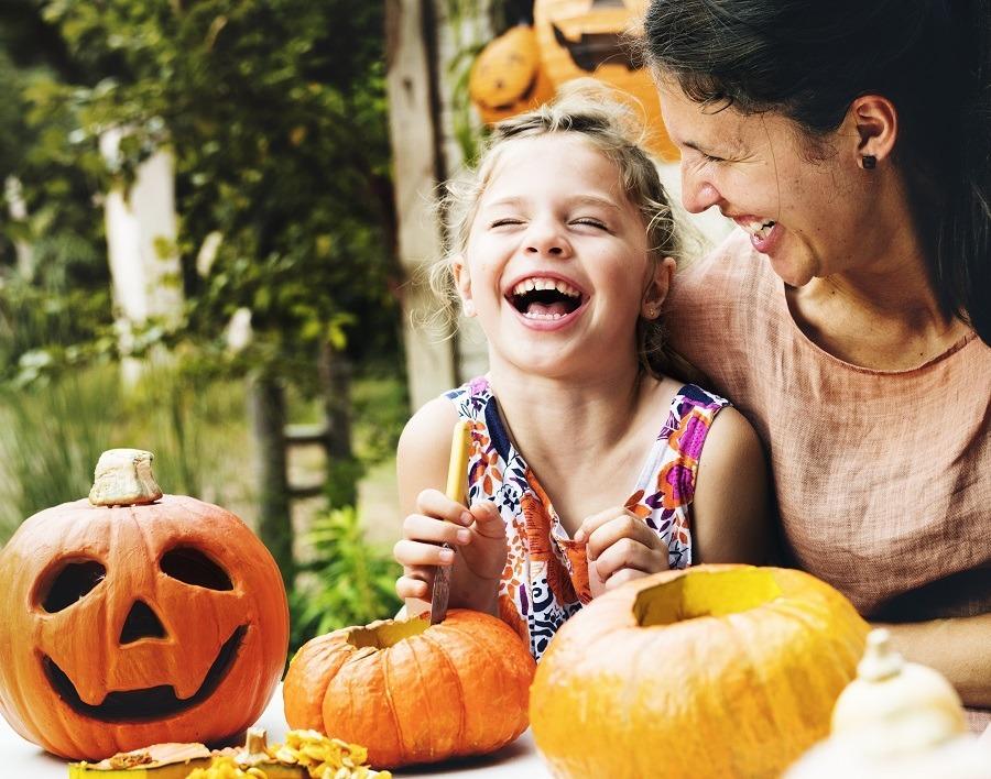 decorar calabaza hallowen